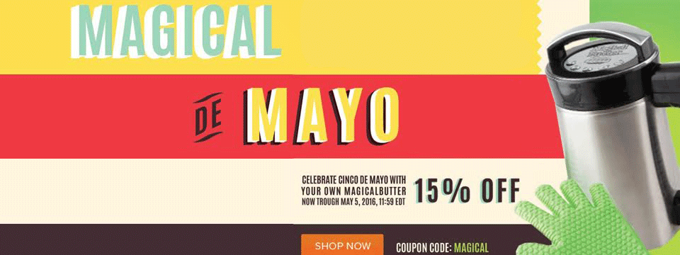 VapeEats: Magical Butter Cinco De Mayo Recipes