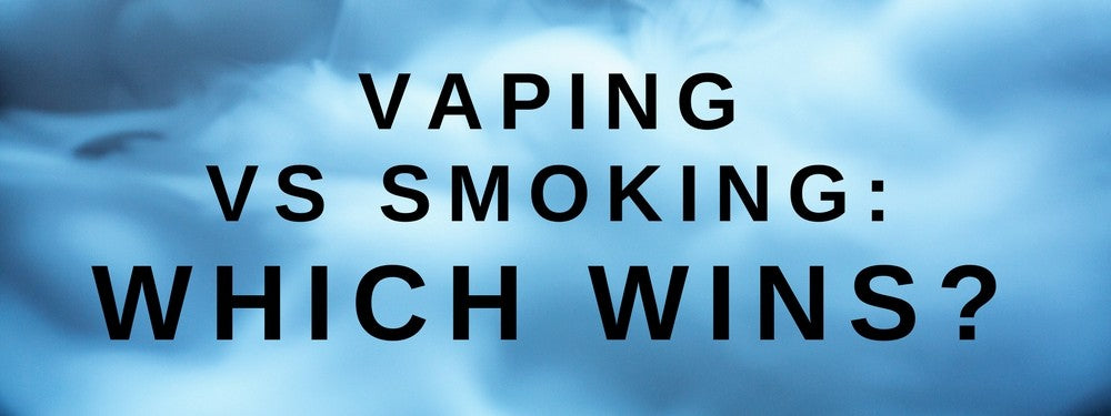 Everything You Want To Know About Vaping vs Smoking