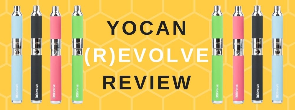 Yocan Revolve Review