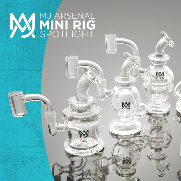 MJ Arsenal Mini Rig Spotlight
