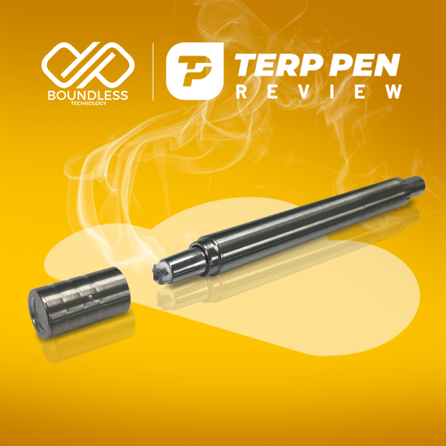 Boundless Terp Pen Review