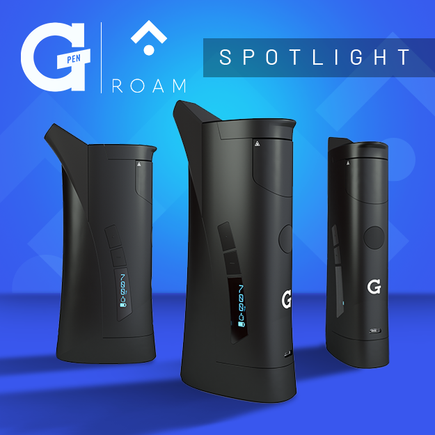 G Pen Roam Spotlight