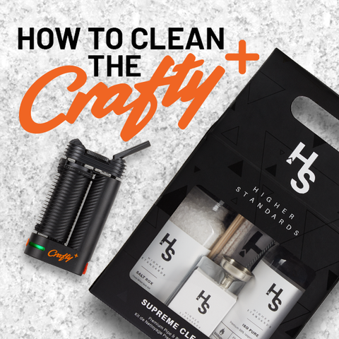 How To Clean The Crafty+