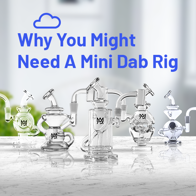 Why You Might Need A Mini Dab Rig