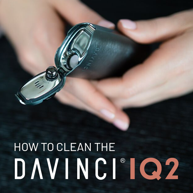 How To Clean The DaVinci IQ2