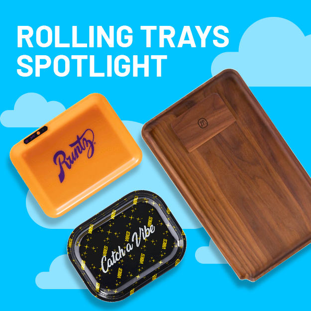 Rolling Trays Spotlight