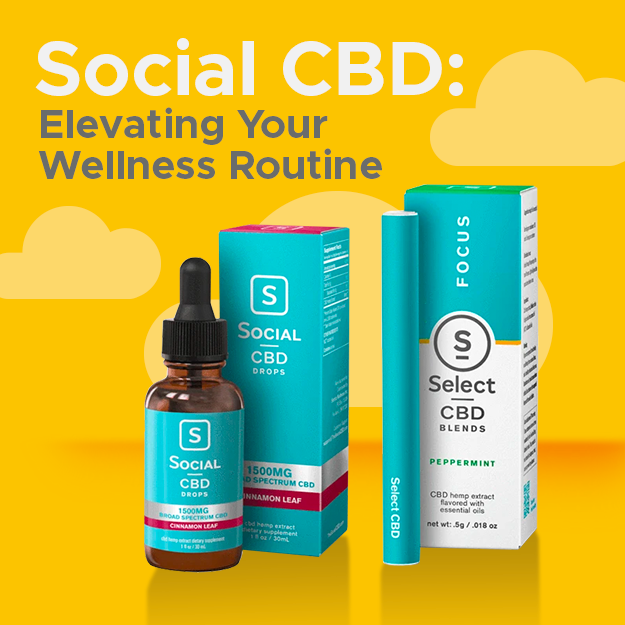 Social CBD: Elevating Your Wellness Routine