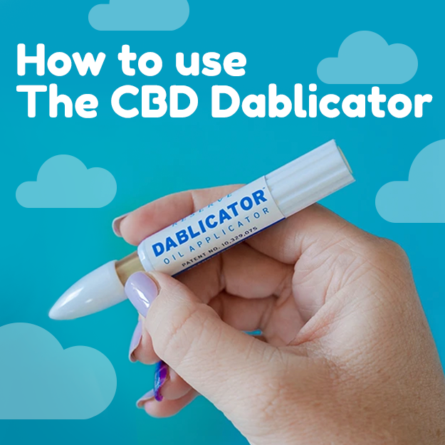 How To Use The Jetty CBD Dablicator