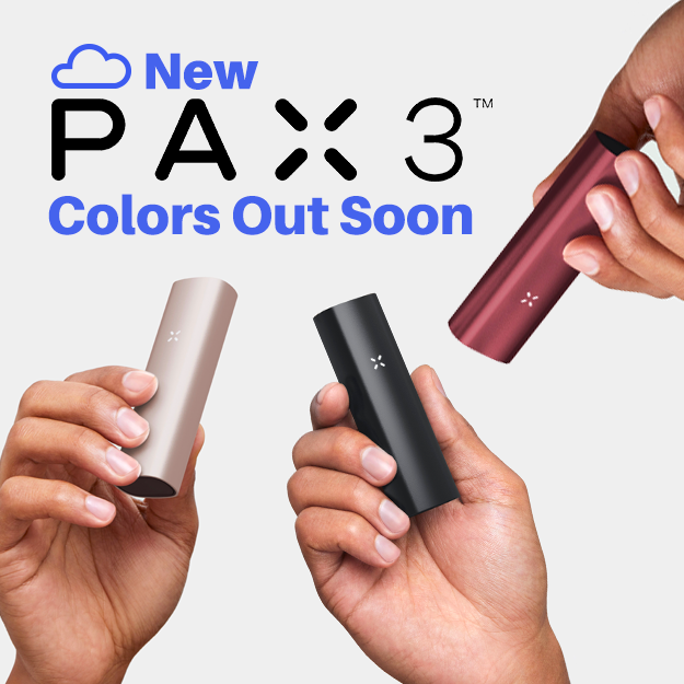 New PAX 3 Colors Are Out Soon