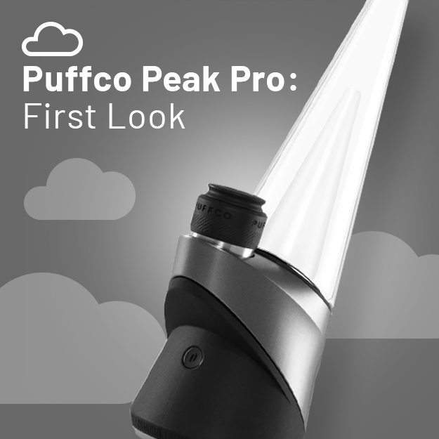 Puffco Peak Pro: First Look