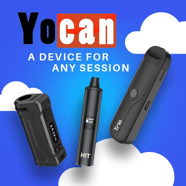 Yocan Vaporizers: A Device For Any Session