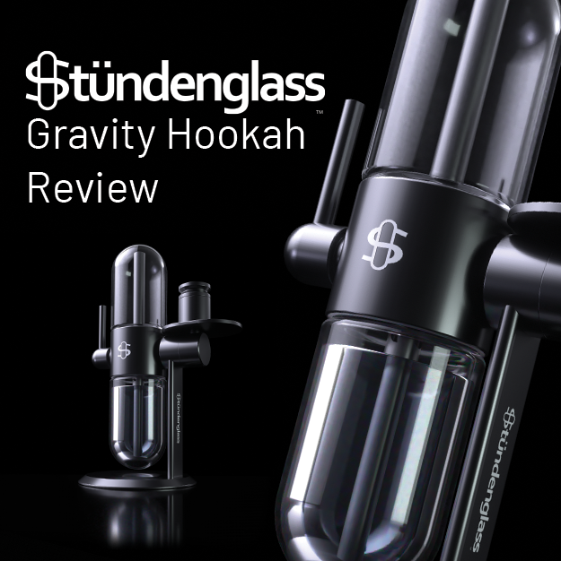 Stündenglass Gravity Hookah Review