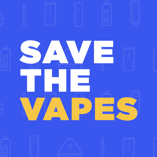 Take Action On The PACT Act And Save The Vapes