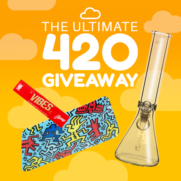 The Ultimate 420 Giveaway