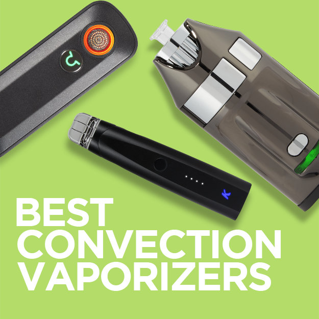 Top 10 Best Convection Vaporizers of 2019 [AWESOME List]