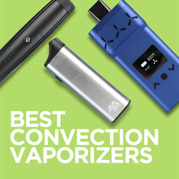 Top 10 Best Convection Vaporizers of 2018 [AWESOME List]