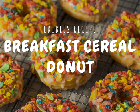 Edibles: Cereal Donut