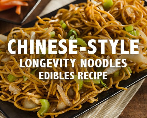 Edibles Recipe: Chinese-Style Noodles