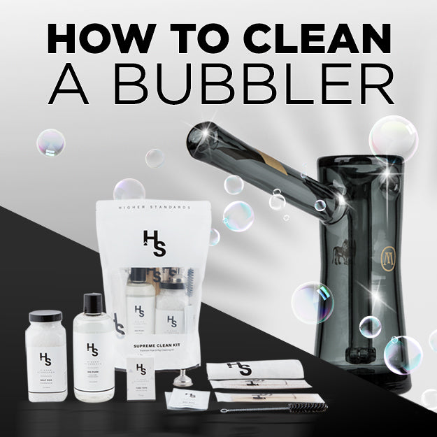 How To Clean A Bubbler