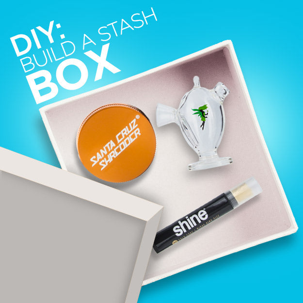 Build-A-Stash Box