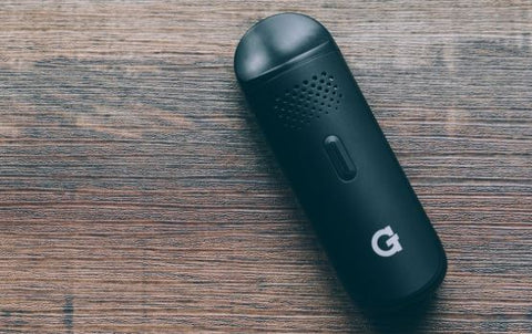 The G Pen Dash Vaporizer