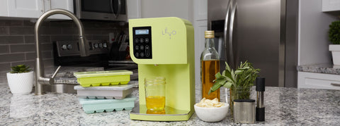 LEVO 1 Oil Infuser on counter