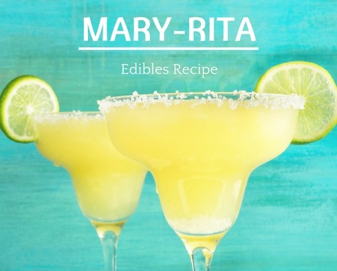 Cinco de Mayo Edibles: Mary-Rita