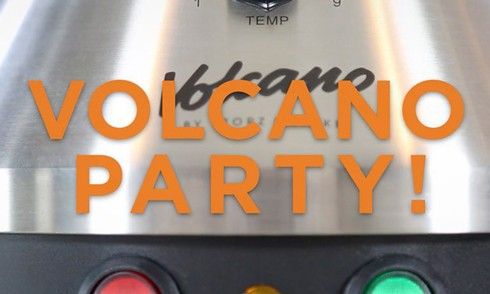 How To Have A Volcano Party