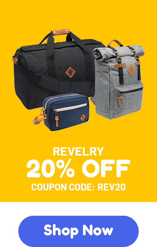 Revelry - 20% Off - Coupon code: REV20
