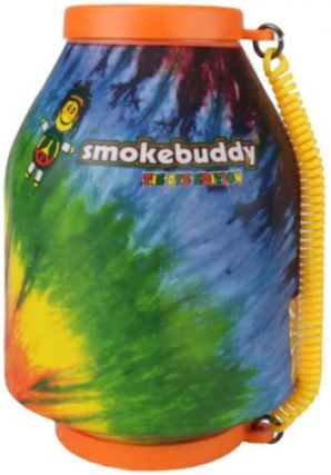 Smoke Buddy is a sploof unlike any other sploof.
