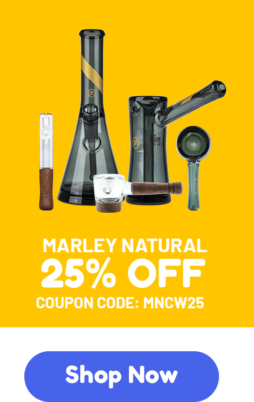 Marley Natural - 25% off - Coupon code: MNCW25
