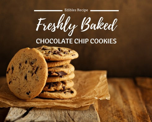 EDIBLES: Chocolate Dip Cookie Recipe