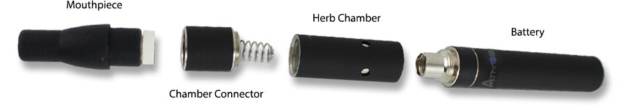 dry herb pen broken down