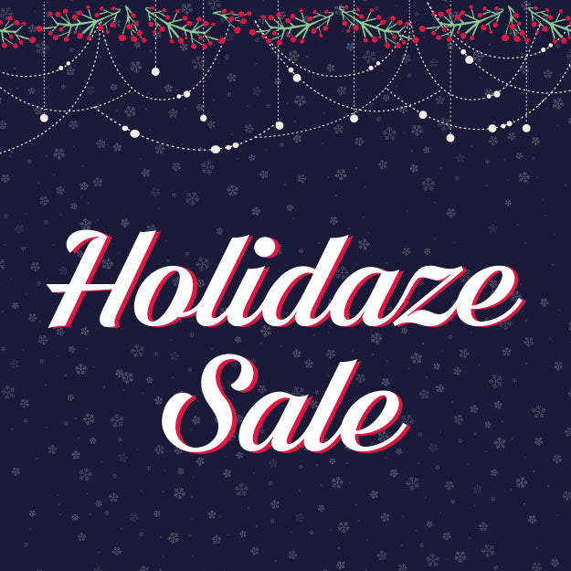 VapeWorld Holidaze Sale