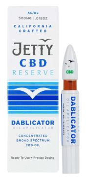 Jetty CBD Dablicator with box