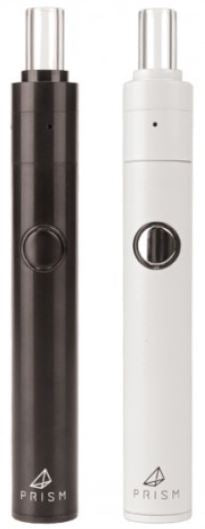 KandyPens Prism features two premium atomizers, a glass mouthpiece, and a mighty sub-ohm battery.