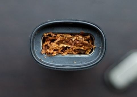 Tobacco inside of the PAX 2
