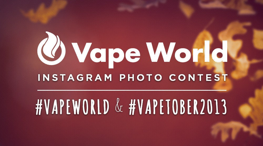 Vape World Oktoberfest Giveaway