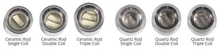 Wickless Coils