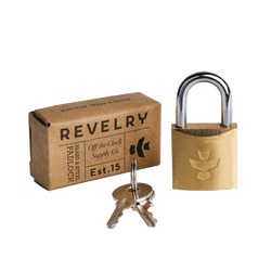 Revelry Luggage Lock