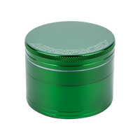 "4 Piece CNC Aerospaced Grinder/Sifter | 3.5"" (90mm) 