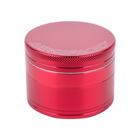 "4 Piece CNC Aerospaced Grinder/Sifter | 2.0"" (50mm) 