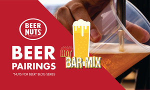 """Nuts for Beer"": BEER NUTS® Hot Bar Mix"