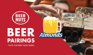 """Nuts for Beer"": BEER NUTS® Almonds"
