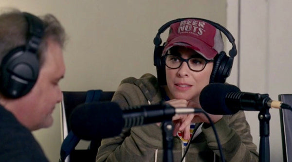 Sarah Silverman digs her Lid!