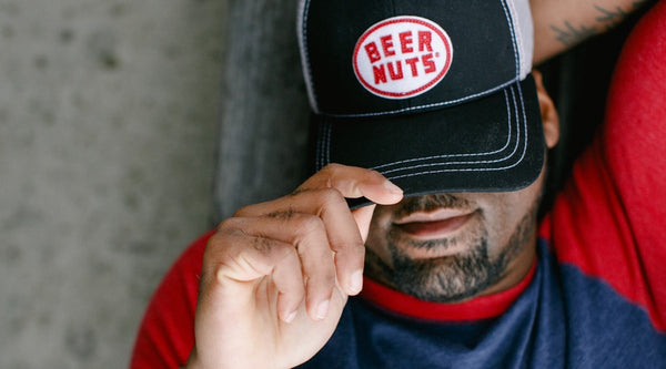 Heads up. Win a BEER NUTS® Limited Edition Lid!