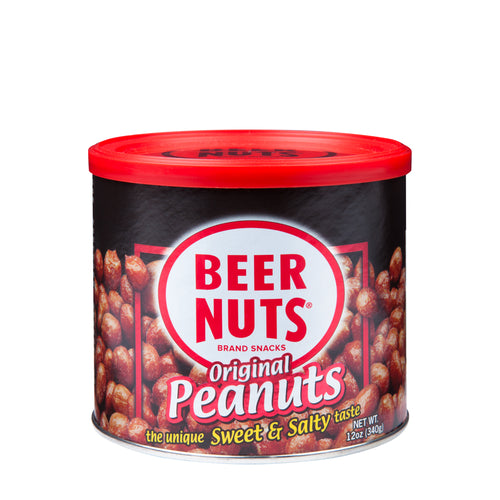 Original Peanuts Can