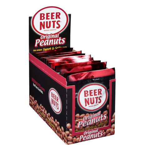 BEER NUTS® Original Peanuts - Mid Size Display