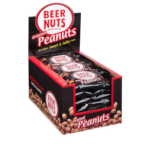 BEER NUTS® Original Peanuts - Single Serve Display