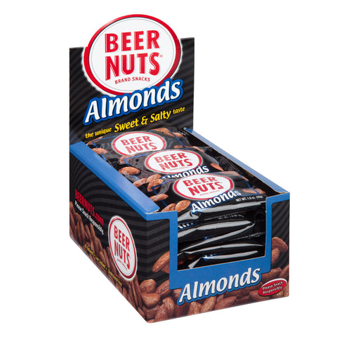 Almonds - Single Serve Display